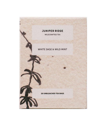 Juniper Ridge White Sage and Wild Mint Tea