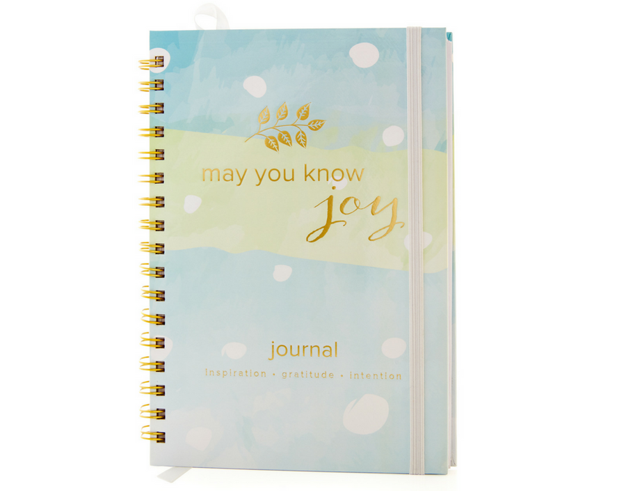 May You Know Joy Journal