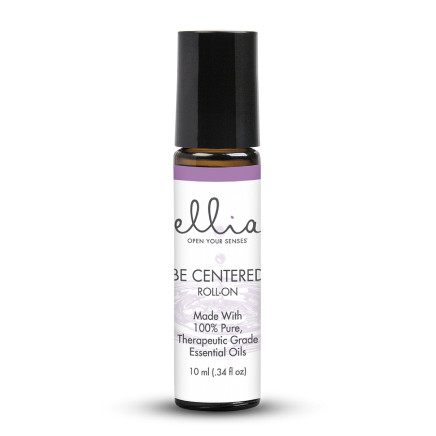 Be Centered Roll On Essential Oil