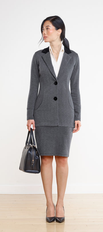 Rowan Long Blazer