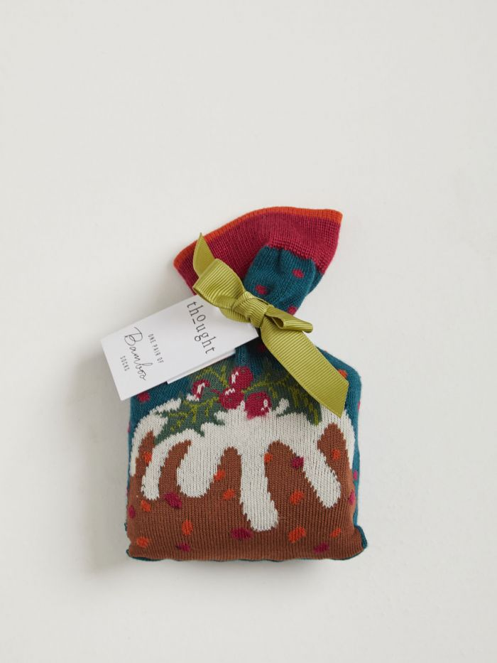 Figgy Pudding Socks in a Bag
