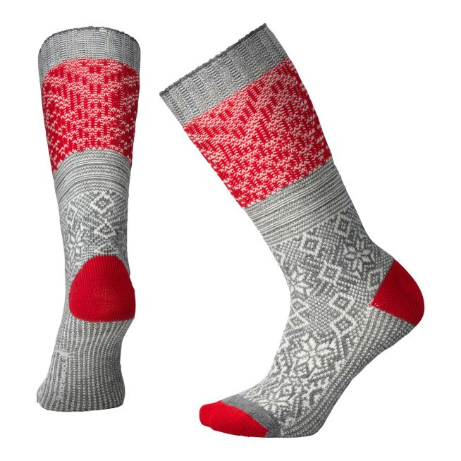 Women's Snowflake Flurry Socks