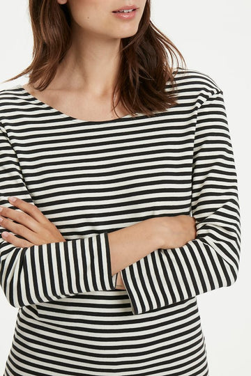 Tomiko Striped Jersey