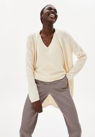 Sumaa Organic Cotton Cardigan