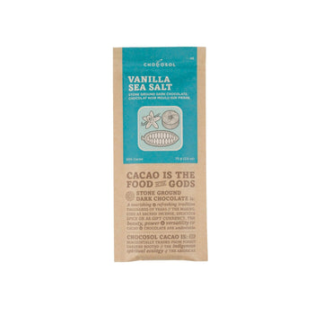 Vanilla Sea Salt Chocolate