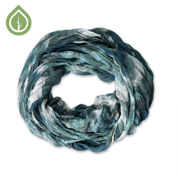 Watercolour Chevron Infinity Scarf