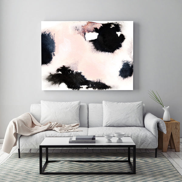 Soft Memories by Jules Tillman - Fine Art Abstract Watercolor Painting - Prints available!