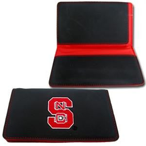 NC North Carolina State Wolfpack Checkbook Cover