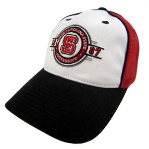 NC North Carolina State Wolfpack Mesh Back Cap