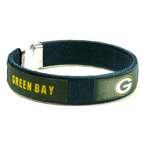 Green Bay Packers Bracelet- Cuff