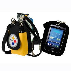 Pittsburgh Steelers Purse Plus Touch