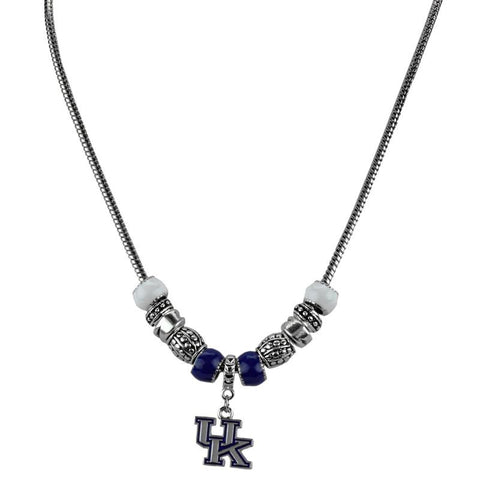 Kentucky Wildcats Charm Necklace