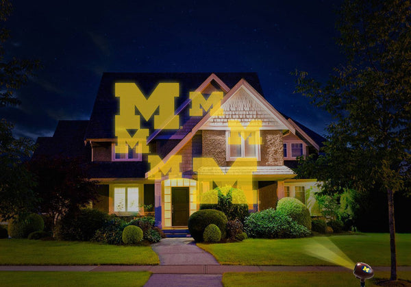 Michigan Wolverines Team Pride Light