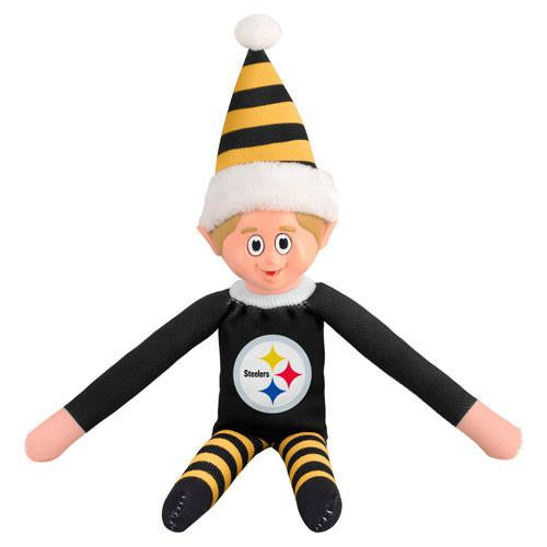 Pittsburgh Steelers Elf Toy