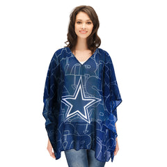 LIMITED EDITION, OFFICIALLY LICENSED DALLAS COWBOYS CAFTAN 2017