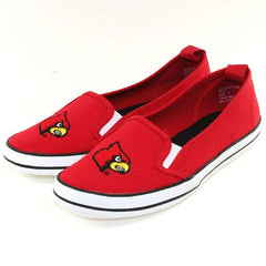 Louisville Cardinals Women's Slip On Shoe