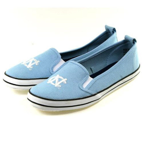 North Carolina Tar Heels Boat Shoe