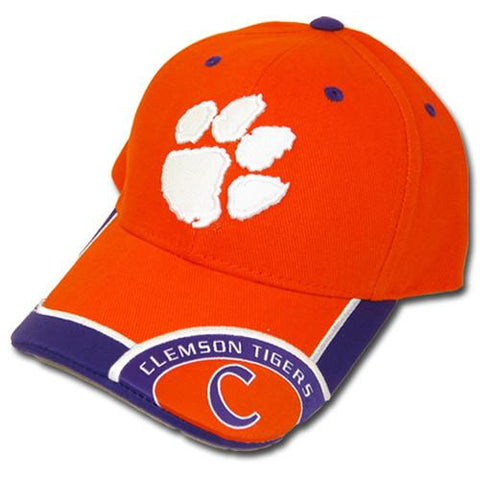 Clemson Tigers Cap- Eclipse Cornerview