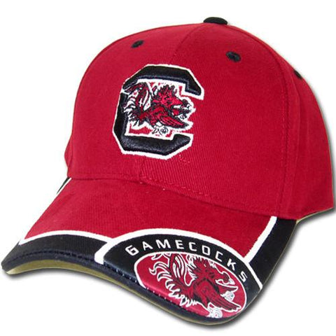 South Carolina Gamecocks Cap- Eclipse Cornerview