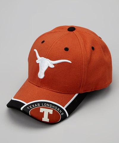 Texas Longhorns Cap- Eclipse Cornerview