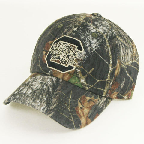 South Carolina Gamecocks Cap- Mossy Oak Camouflage