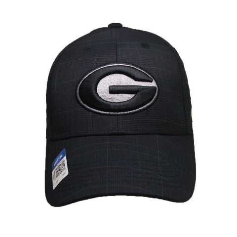Georgia Bulldogs Cap- Monument Black