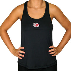 South Carolina Gamecocks Dri-Fit Performance Racer Back Tank- Black