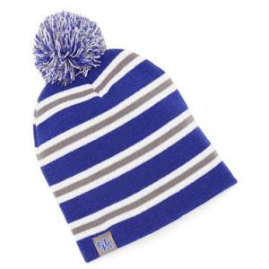 Kentucky Wildcats Pomstripe Knit Cap