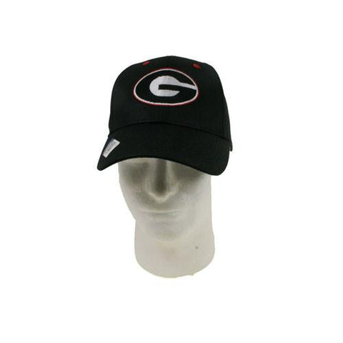 Georgia Bulldogs Adjustable Cap- Black
