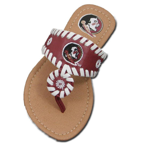 Florida State Seminoles Toddlers 2016 Whipstitch Sandal