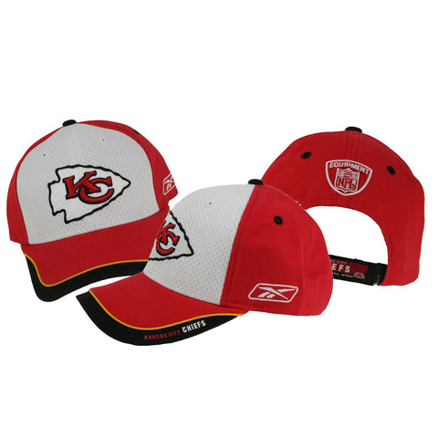 Kansas City Chiefs Cap – Red & White