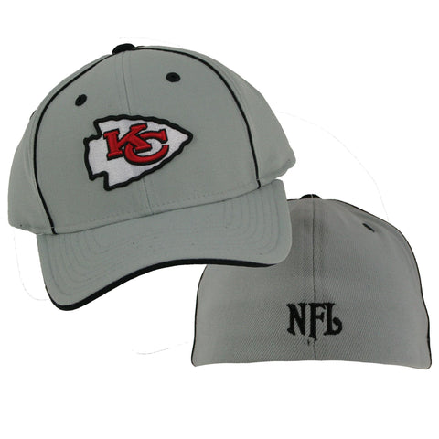 Kansas City Chiefs Cap- Grey