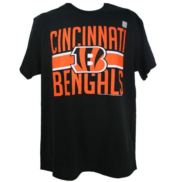 Cincinnati Bengals T-shirt – BLACK