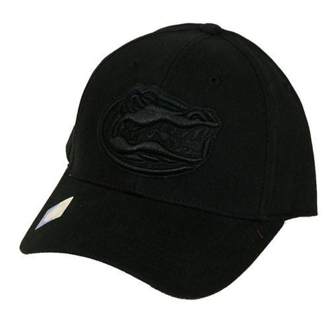 Florida Gators Black Tonal Cap
