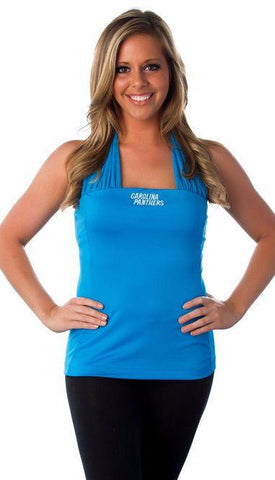 Carolina Panthers Halter Top- First Down