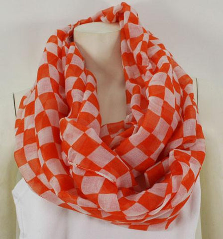 Tennessee Volunteers Infinity Scarf Sheer