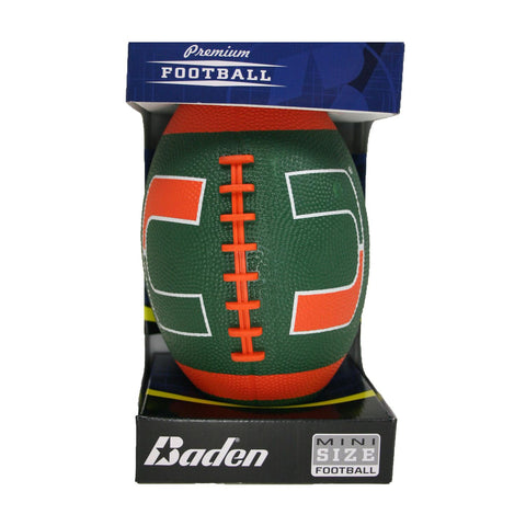 Miami Hurricanes Football, Mini Size
