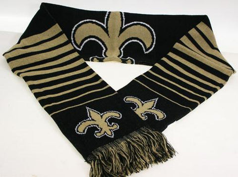 New Orleans Saints Scarf- Acrylic