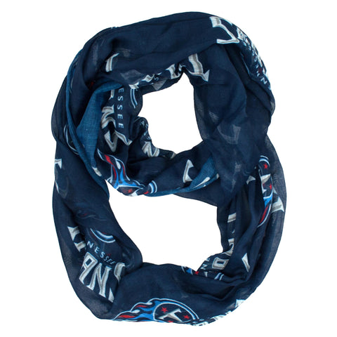 Tennessee Titans Scarf- Sheer Infinity