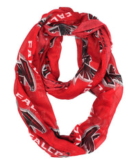 Atlanta Falcons Scarf- Sheer Infinity