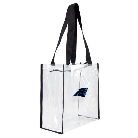 Carolina Panthers Clear Stadium Tote