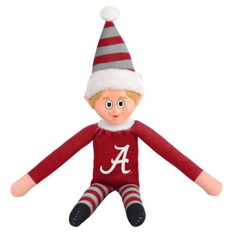 Alabama Crimson Tide Elf Toy