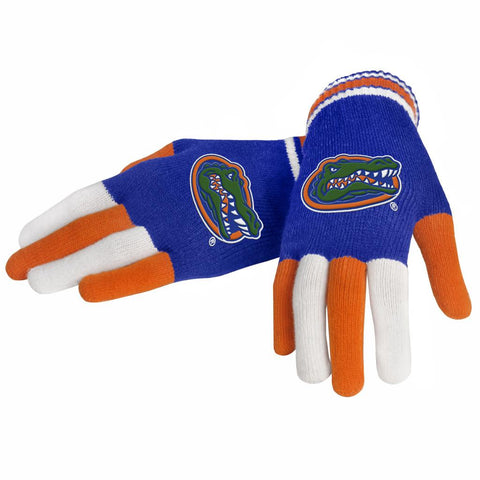 Florida Gators Knit Glove - Multi Color