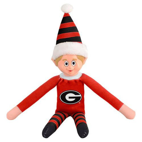 Georgia Bulldogs Elf Toy