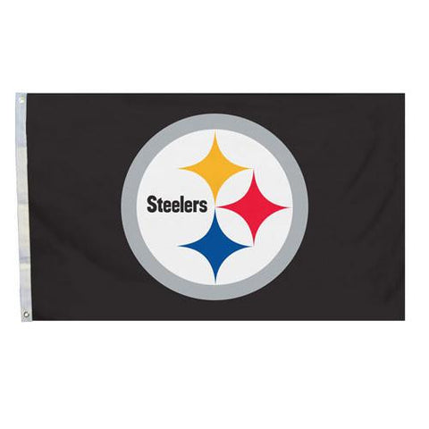 Pittsburgh Steelers House Flag 3×5