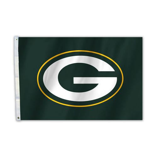 Green Bay Packers House Flag 3×5