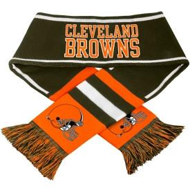 Cleveland Browns Scarf- Acrylic Wordmark