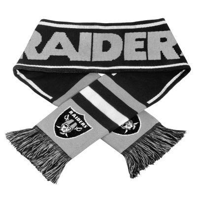 Oakland Raiders Scarf- Acrylic Wordmark
