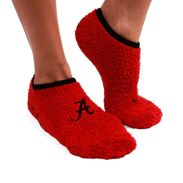 Alabama Crimson Tide - NCAA Unisex Foot-Z-Sox Slipper Socks