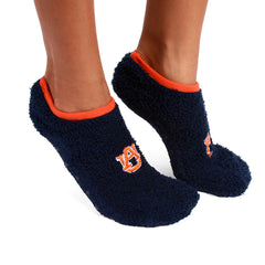 Auburn Tigers - NCAA Unisex Foot-Z-Sox Slipper Socks